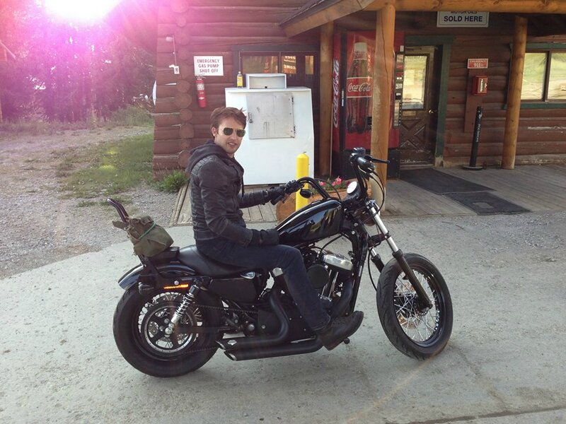 moto harley davidson 1200 nightster 2007 james blunt bonfire heart