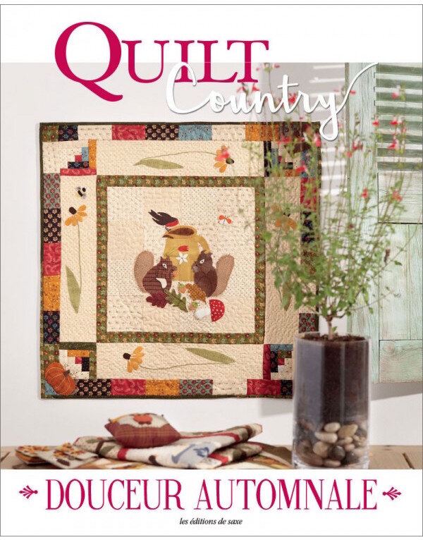 Quilt Country Douceur Automnale