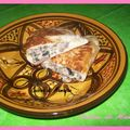 Crêpe turque salée