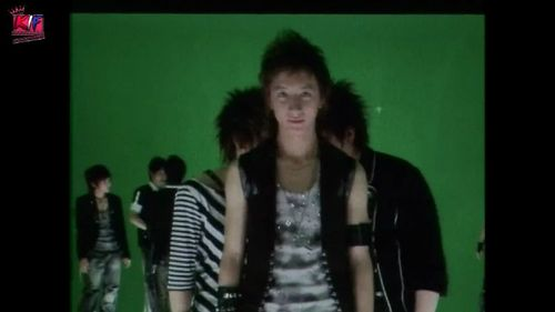 Making of MV