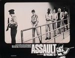 Assault lobby card australienne 7