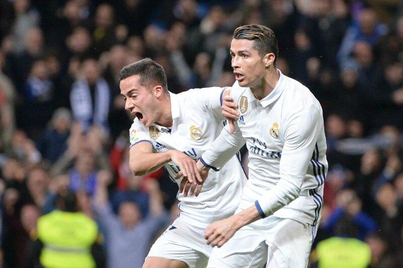Buts Real Madrid Las Palmas, vidéo Real Madrid Las Palmas, résumé Real Madrid Las Palmas, but ronaldo
