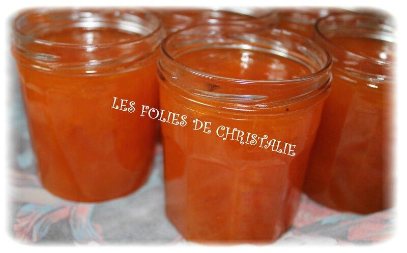 Confiture abricots 8