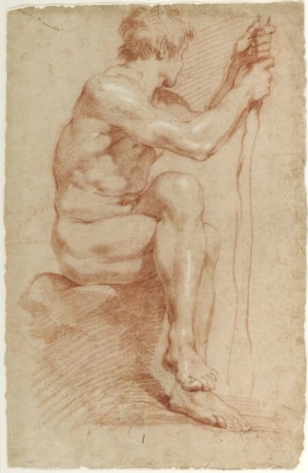 Collection of drawings by Michelangelo and other Italian masters on view at the Cantor Arts Center