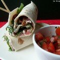 Wraps  l'italienne