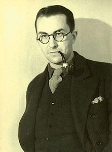 Paul Nizan 1935 by Roger M