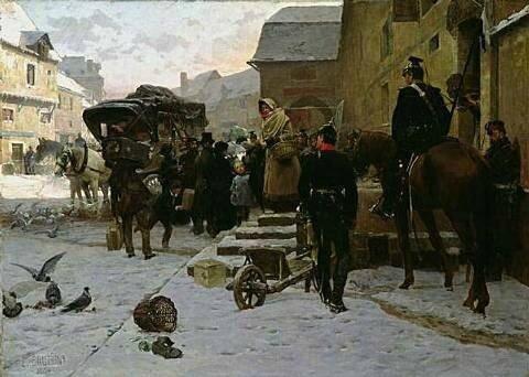 Boutigny, Boule de suif (1884)