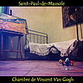 Saint-Paul-de-Mausolée : into the chambre de Van Gogh (13)