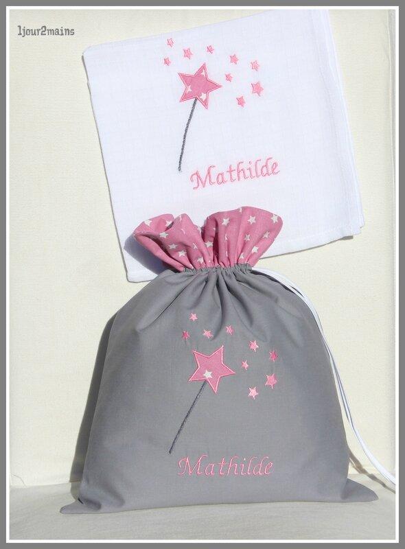 sac+lange Mathilde baguette