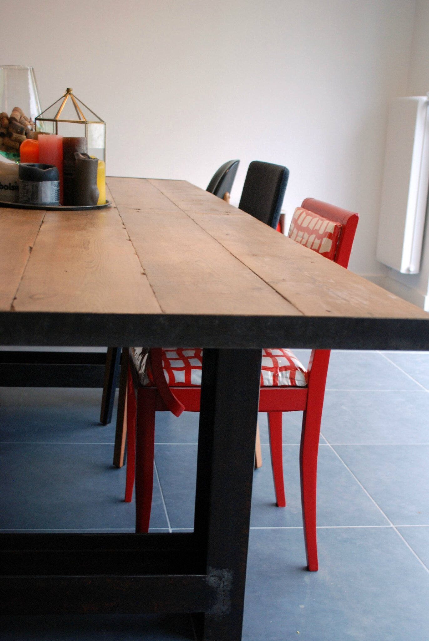 La table ENFIN !  Les bricoleuzes -> Table Basse Bastaing