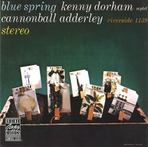 Kenny Dorham Septet - 1959 - Blue Spring (Riverside)