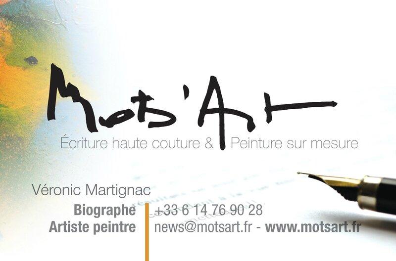 Carte de visite Motsart