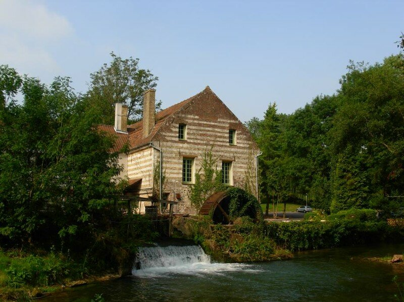 Le Moulin de Mombreux Lumbres (62)