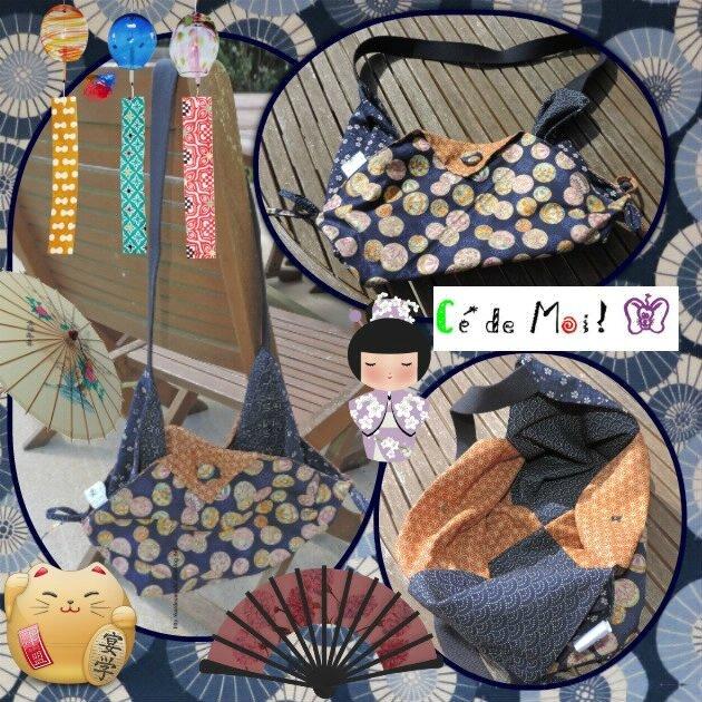 16-06-17 sac Itsukokit - défi bleu un mois,une créa et +