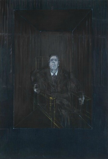 James Richards selects painting by Francis Bacon for final presentation of the V-A-C collection