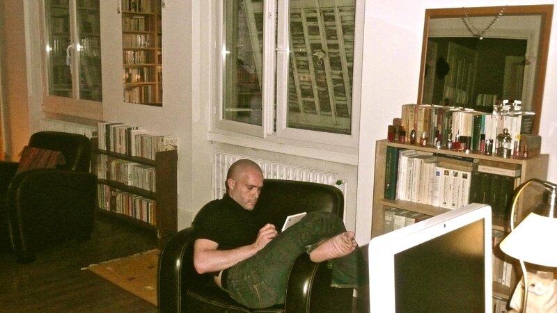 Pierre 24 août 2010 à St-Cham fauteuil