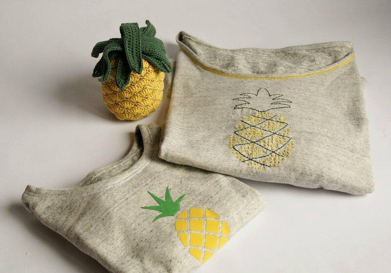 trio d'ananas 3