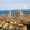 Florence en trois jours- jour 1
