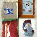 Galerie des bonhommes de neige