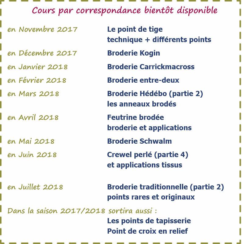 calendrier-cours-correspondance-2017-2018