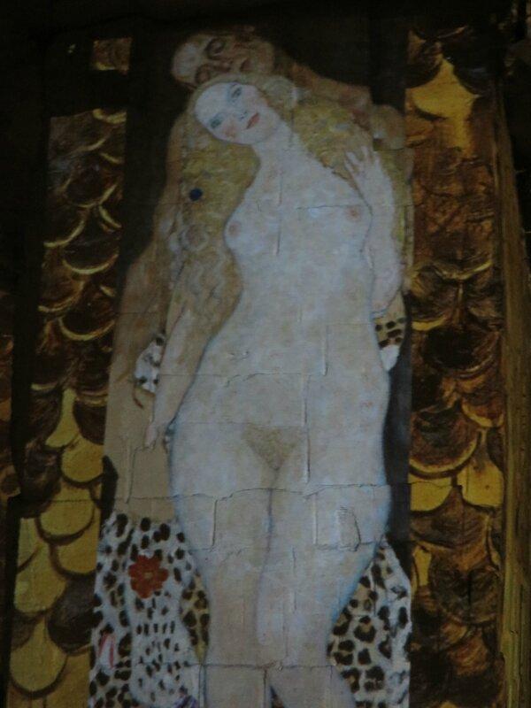 Adam et Eve - 1917 1918 Klimt Expo