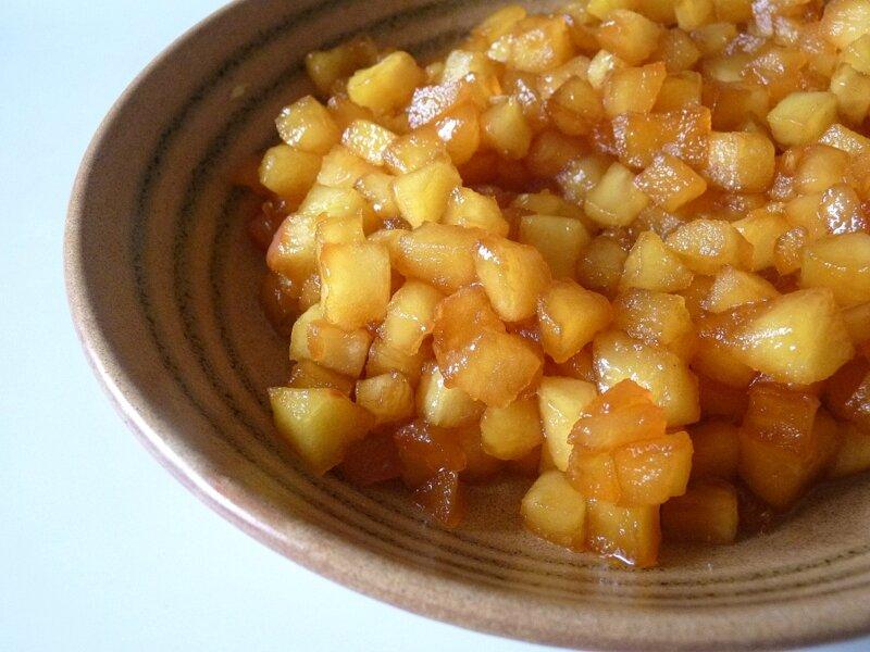 Pommes caramélisées (11)