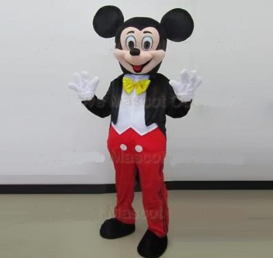 Déguisement mascotte de Mickey dispo de suite