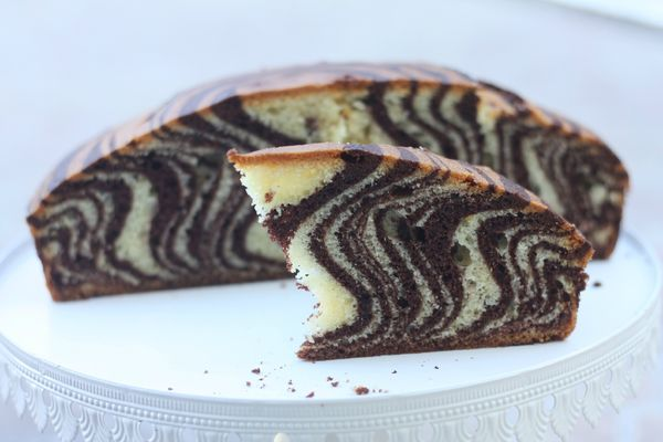 zebra cake blog chez requia cuisine et confidences