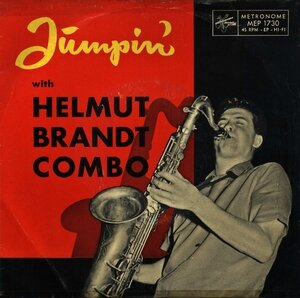 Helmut Brandt Combo - 1958 - Jumpin' with Helmut Brandt Combo (Metronome)