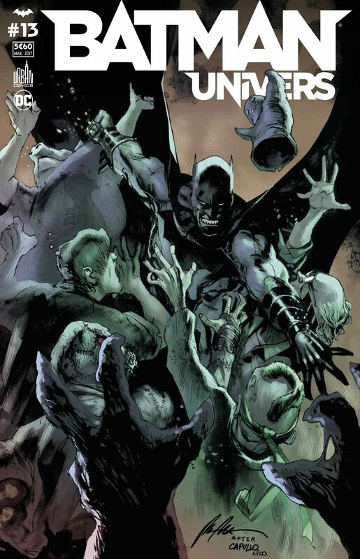 batman univers 13