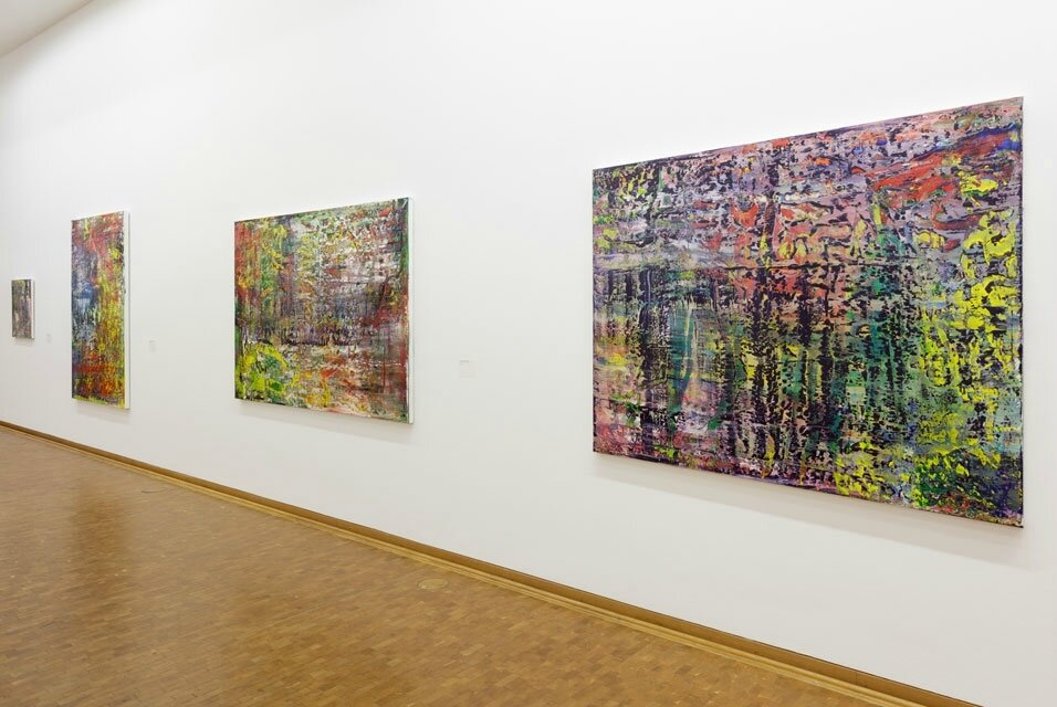 Museum Ludwig celebrates Gerhard Richter's eighty-fifth birthday