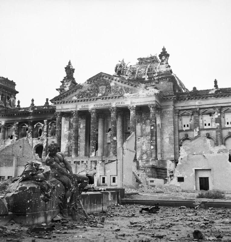 Reichstag 1945 - Berlin