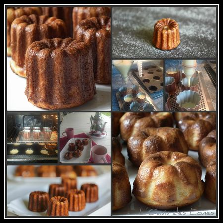Canneles bordelais @@