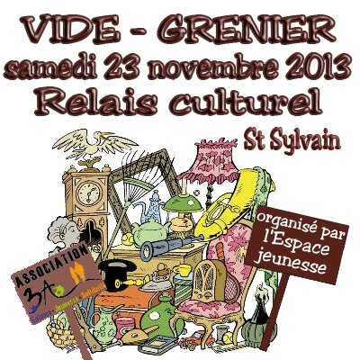 Vide grenier organis par l 39 espace jeunesse blog de l - Vide grenier paris 20 ...