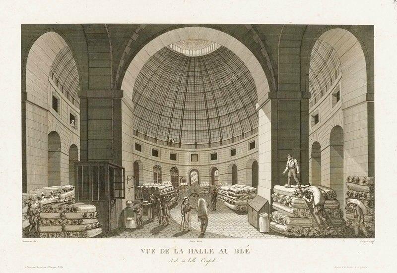 1812_Halle au blé