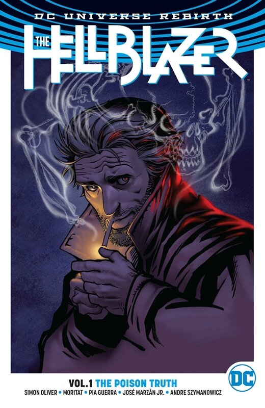 rebirth hellblazer vol 01 the poison truth TP