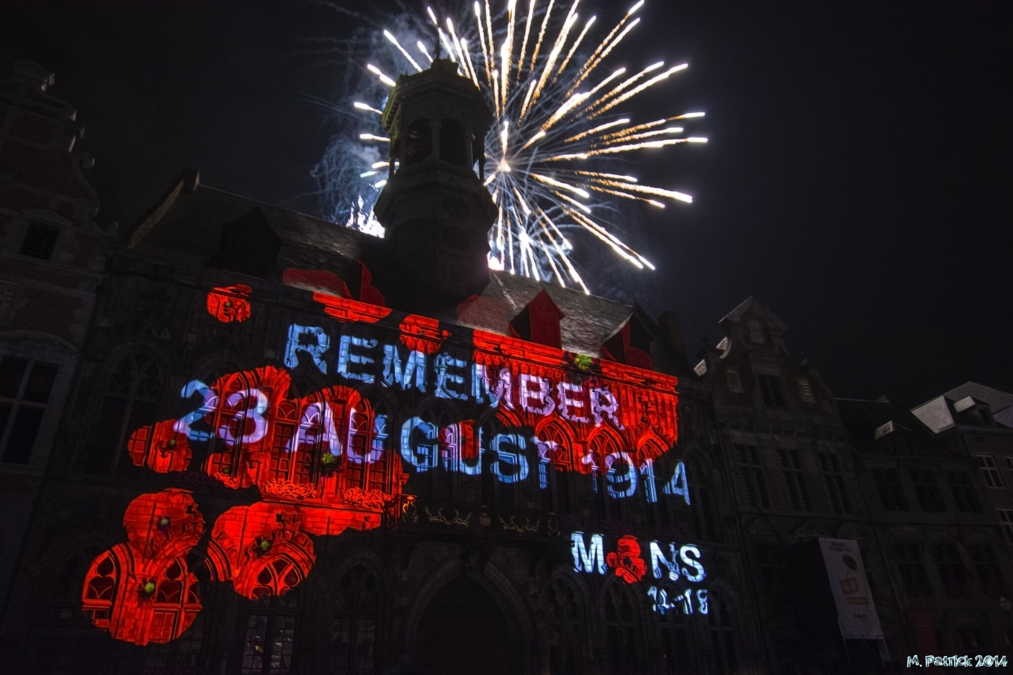 Remember 23 Août 1914: Mons la légende des anges