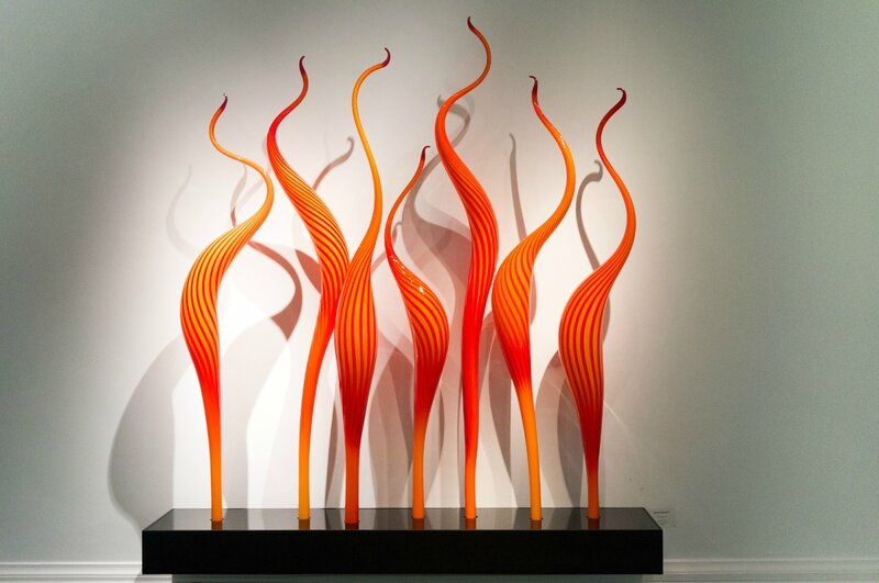 Beyond the Objet, Dale Chihuly