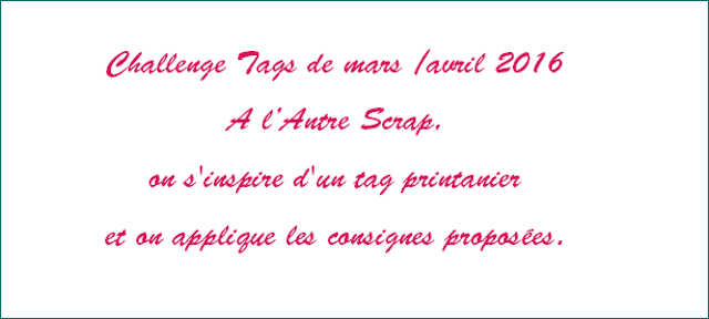 Challenge Tags de Mars_Avril AntreScrap