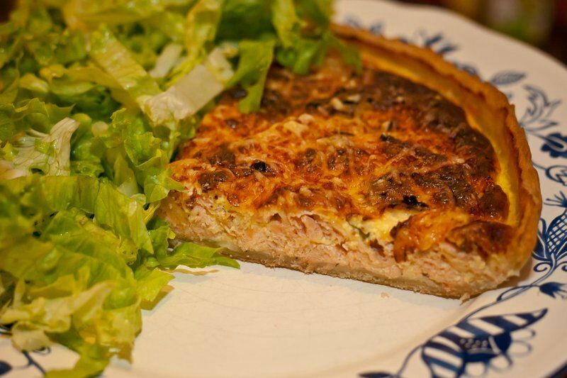 quiche saumon-7