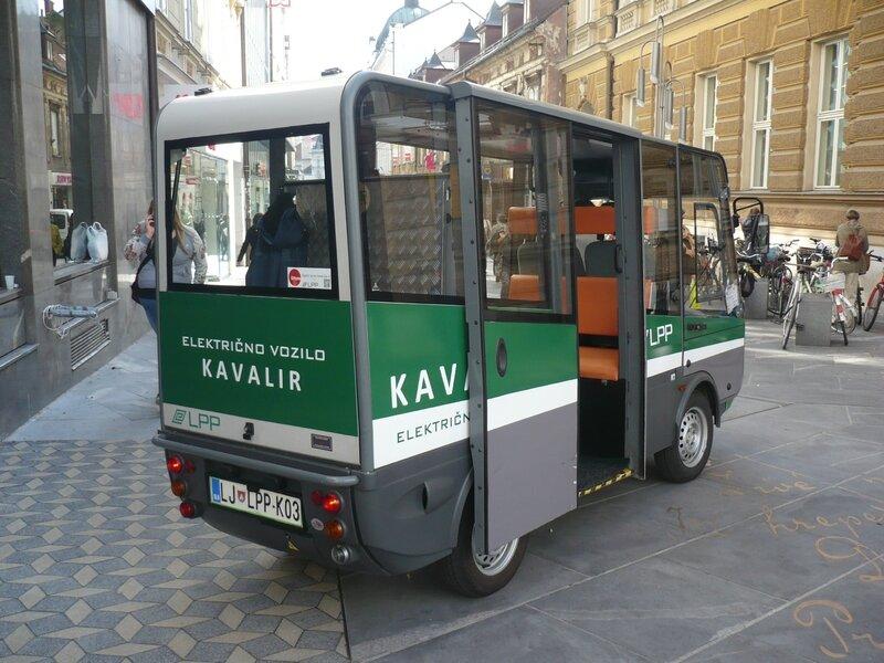 ESAGONO ENERGIA Geco Kavalir minibus urbain électrique Ljubljana (4)