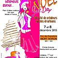 La pink day noel