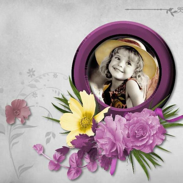 Kit SummerSong de Flomelle - page de Helga