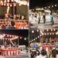 Bon odori festival at ukita, edogawa