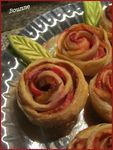 Roses de pommes
