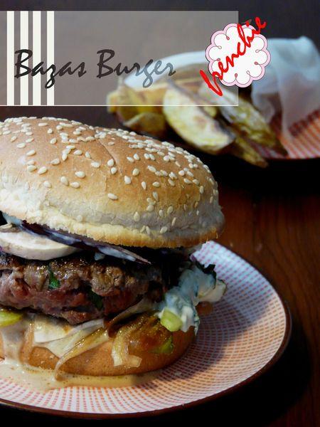 Bazas burger