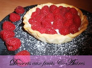 desserts aux fruits </a></li>