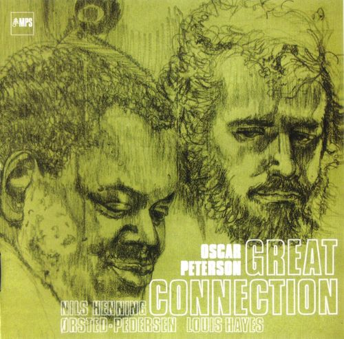Oscar Peterson - 1971 - Great Connection (MPS)