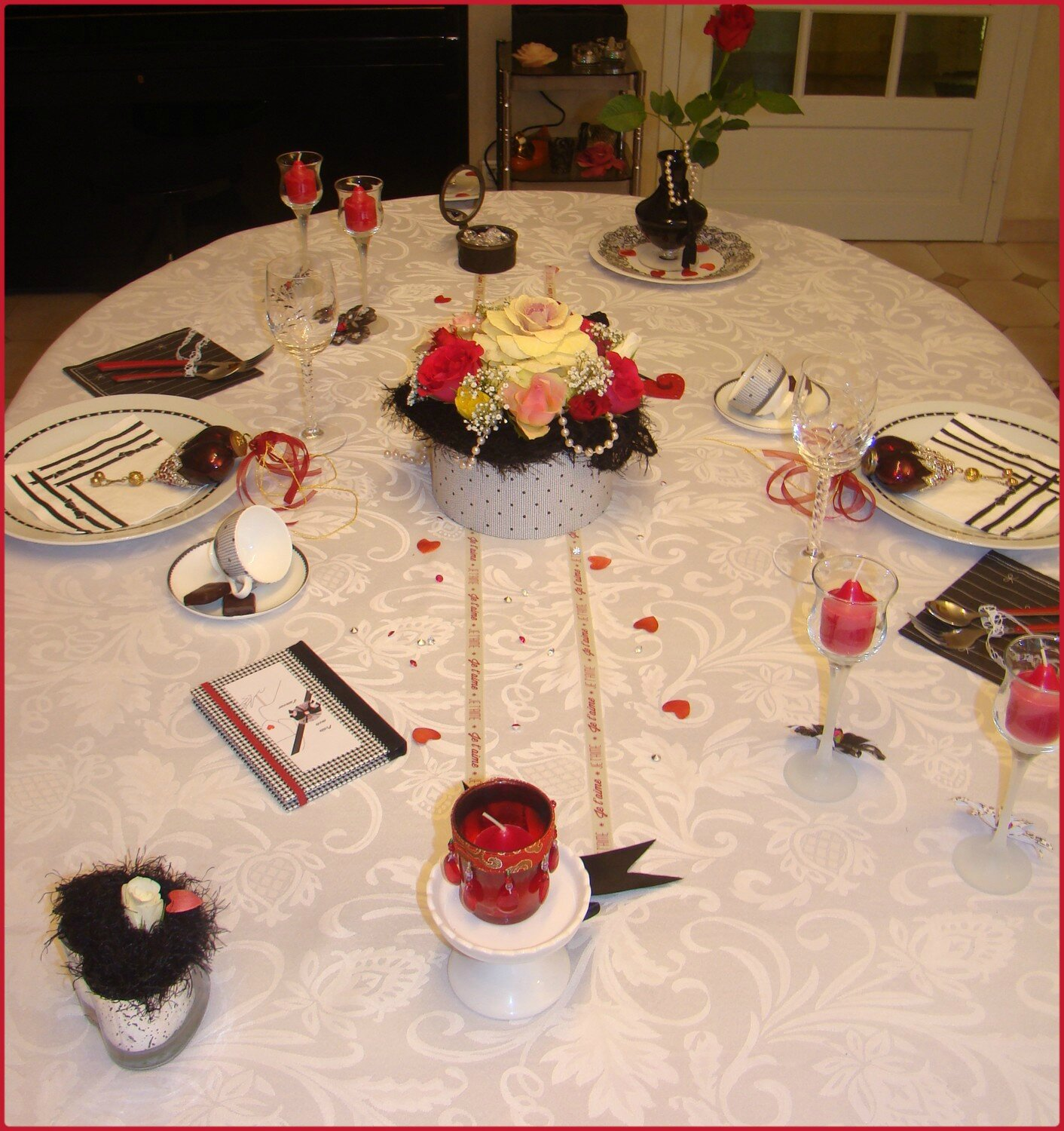 Table Saint Valentin dedans table saint-valentin 2015 - miss gleni and co