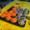 Scary Cupcakes ...